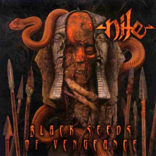 NILE - black seeds of vengeance CD