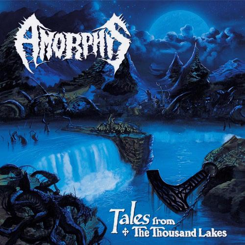 AMORPHIS - tales from the thousand lakes/black winter day CD