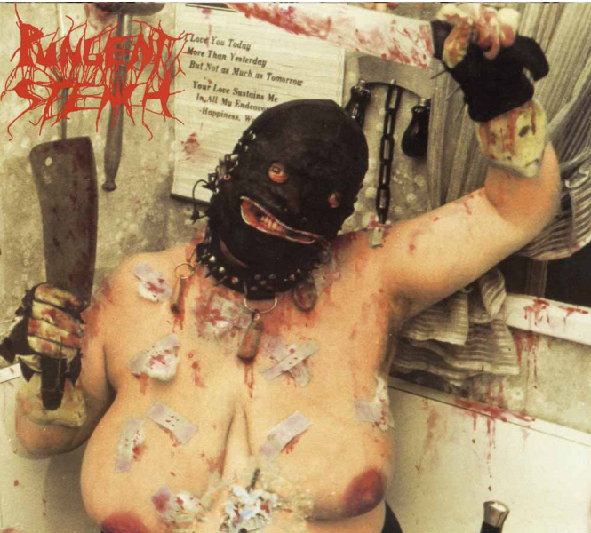 PUNGENT STENCH - dirty rhymes and psychotronic beats CD