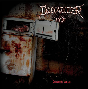 DISASTER K.F.W. - collateral damage CD