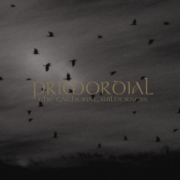 PRIMORDIAL - the gathering wilderness CD