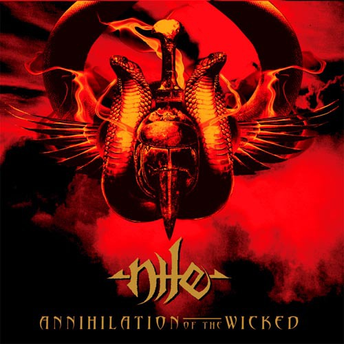 NILE - annihilation of the wicked DigiCD