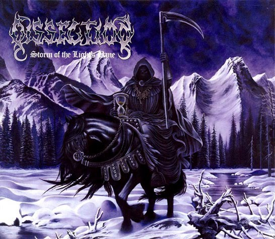 DISSECTION - storm of the lights bane DCD