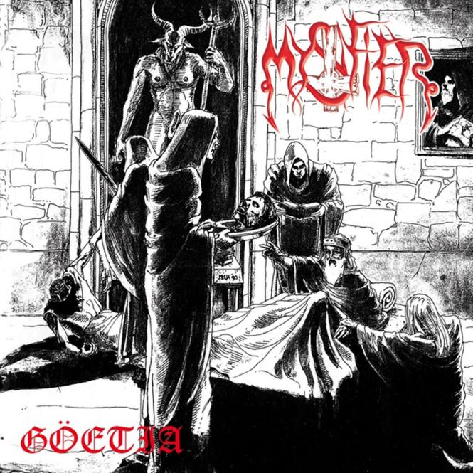 MYSTIFIER - göetia DigiDCD