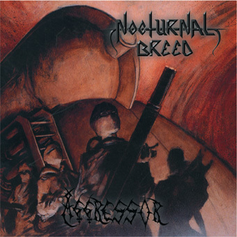 NOCTURNAL BREED - aggressor CD