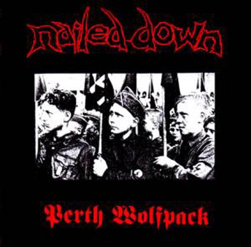 NAILED DOWN - perth wolfpack CD