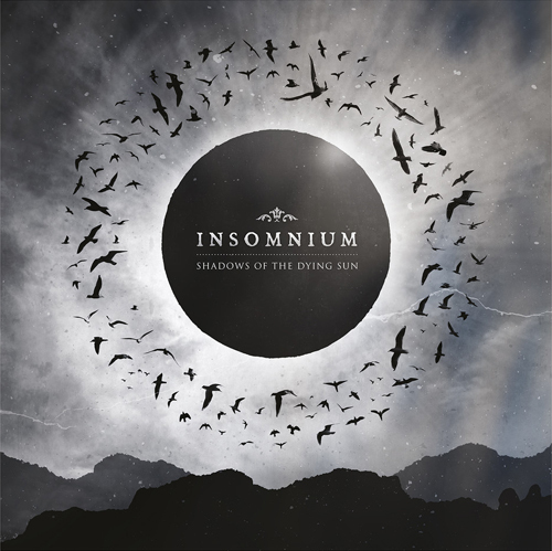INSOMNIUM - shadows of the dying sun CD