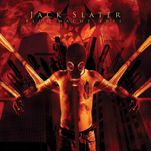 JACK SLATER - blut / macht / frei CD