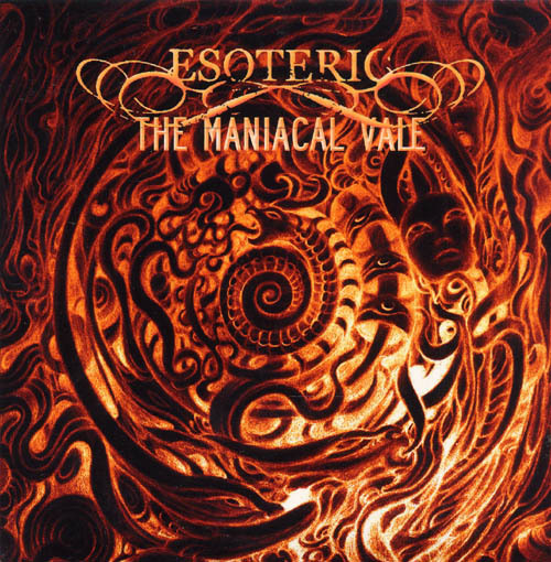 ESOTERIC - the maniacal vale DCD