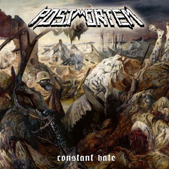 POSTMORTEM - constant hate CD