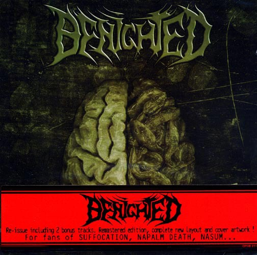 BENIGHTED - insane cephalic production CD