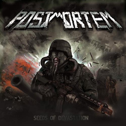 POSTMORTEM - seeds of devastation DigiCD