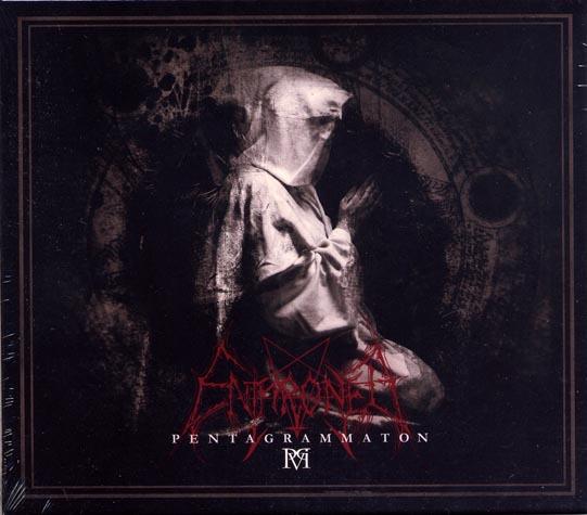 ENTHRONED - pentagrammaton CD