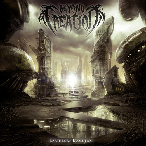 BEYOND CREATION - earthborn evolution CD