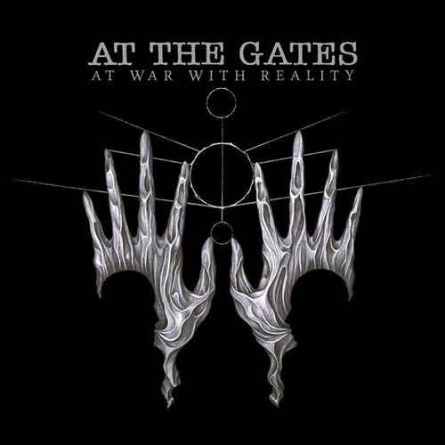 AT THE GATES - at war with reality CD