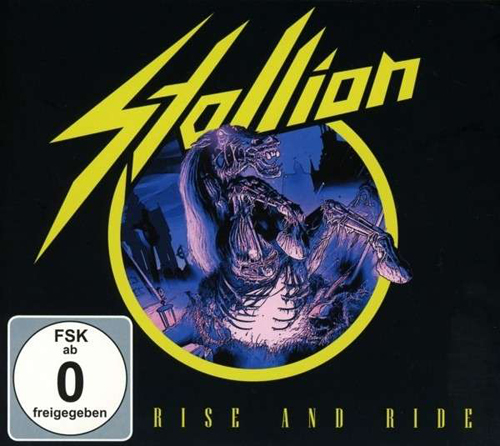 STALLION - rise and ride CD+DVD