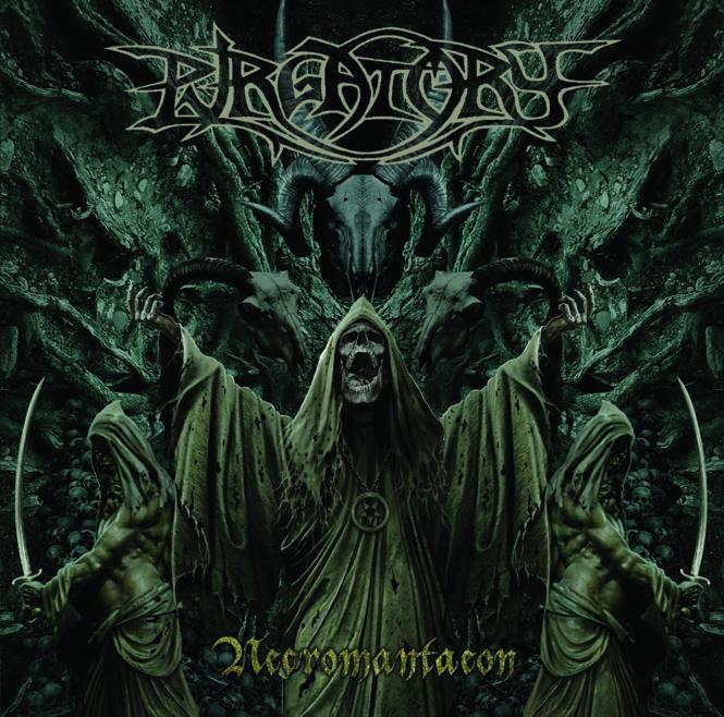 PURGATORY - necromantaeon DigiCD