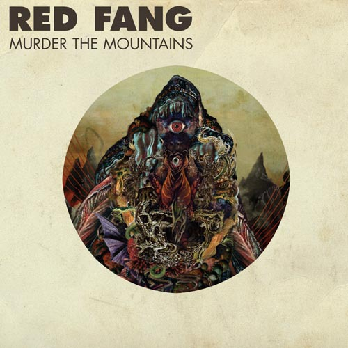 RED FANG - murder the mountains CD