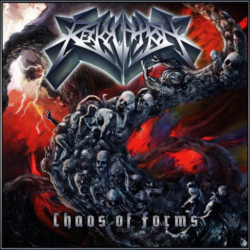 REVOCATION - chaos of forms CD