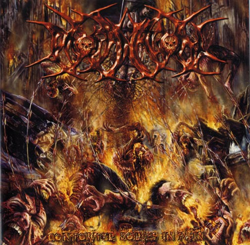 PROFANATION - contorted bodies in pain CD