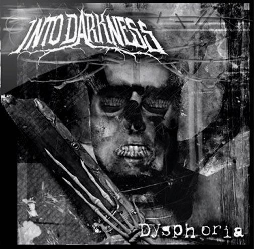 INTO DARKNESS - dysphoria CD