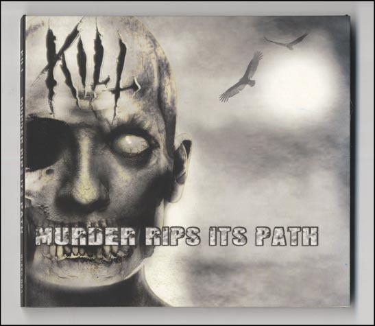 KILL - murder rips its path DigiCD