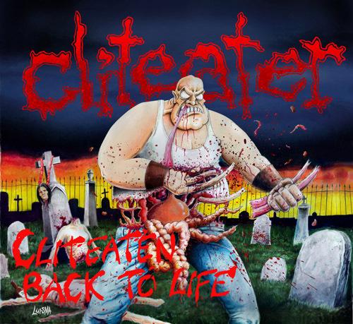 CLITEATER - cliteaten back to life CD