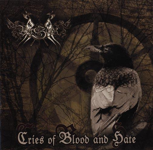 BERSERK – cries of blood & hate CD