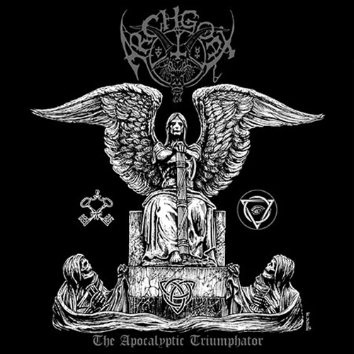 ARCHGOAT - the apocalyptic triumphator CD