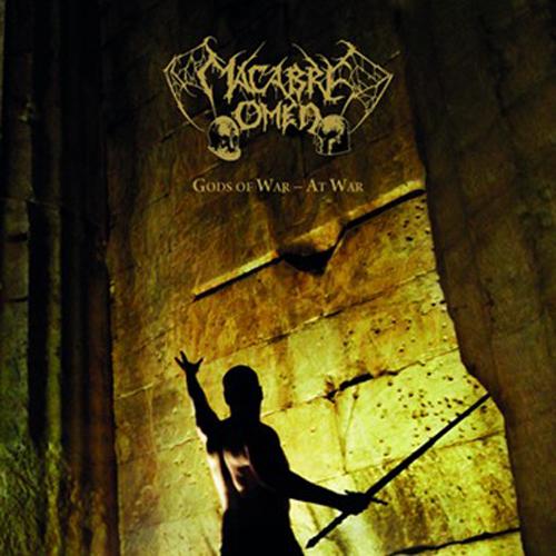 MACABRE OMEN - gods of war - at war DigiCD