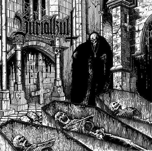 BURIALKULT - a call from beyond the grave CD