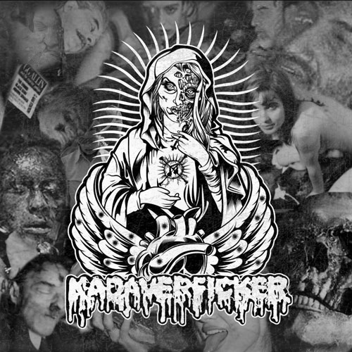 KADAVERFICKER - necrokore is love CD