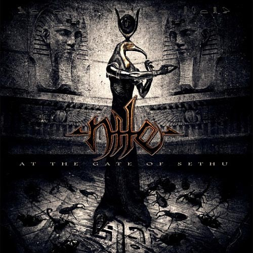 NILE - at the gates of sethu  LimDigiCD
