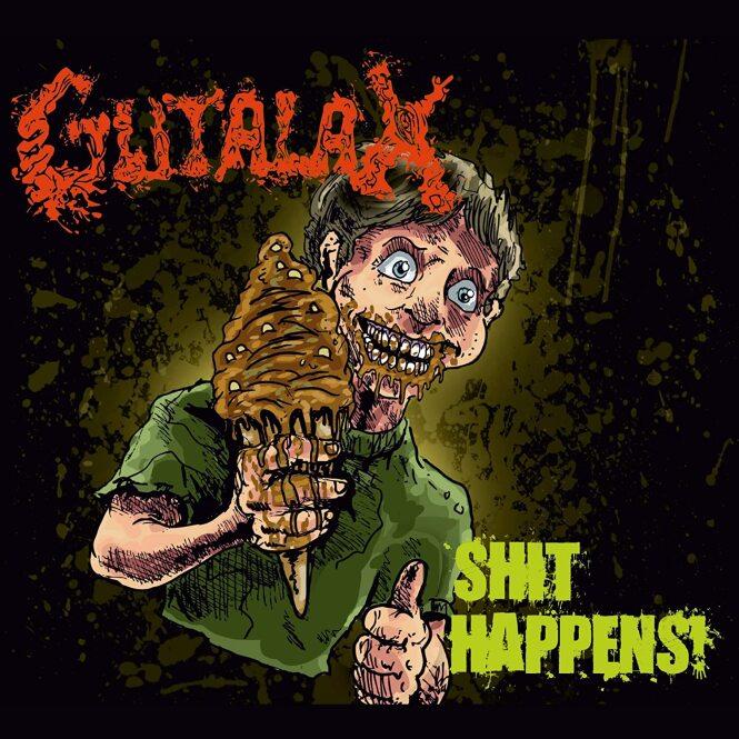 GUTALAX - shit happens CD