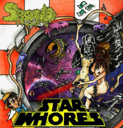 SERRABULHO - star whores CD