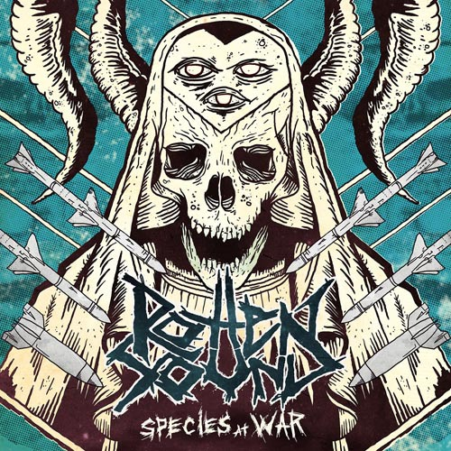 ROTTEN SOUND - species at war MCD