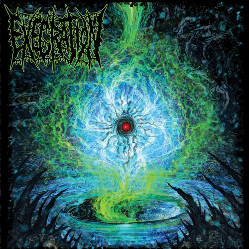 EXECRATION - the acceptance of zero existence CD
