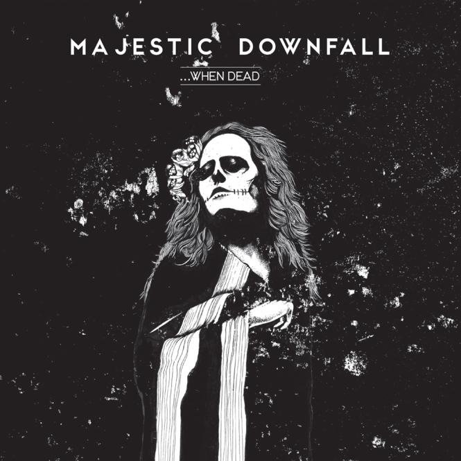 MAJESTIC DOWNFALL - ...when dead DigiCD