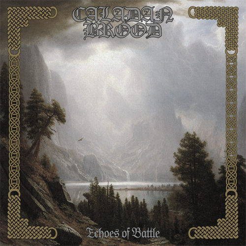 CALADAN BROOD - echoes of battle CD