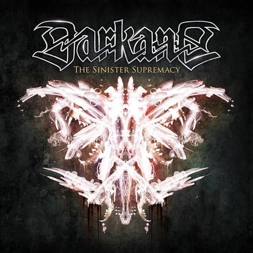 DARKANE - the sinister supremacy CD