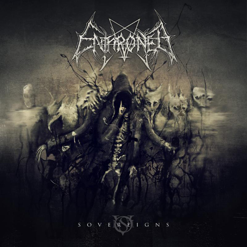 ENTHRONED - sovereigns DigiCD