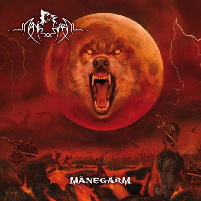MANEGARM - same CD