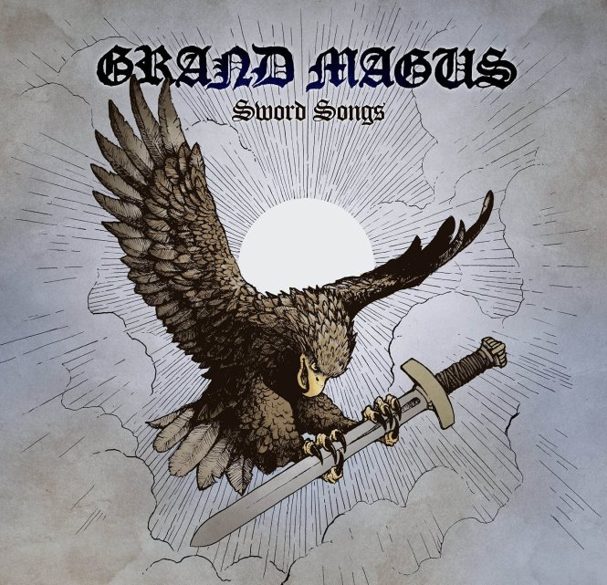 GRAND MAGUS - sword songs DigiCD