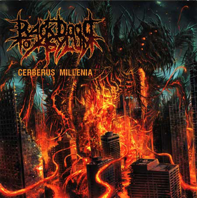 BACK DOOR TO ASYLUM - cerberus millenia CD