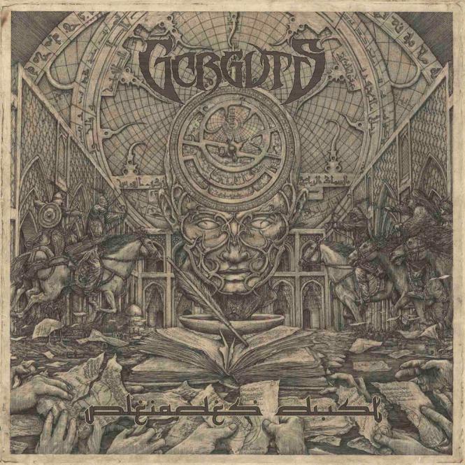 GORGUTS - pleiades´ dust DigiMCD