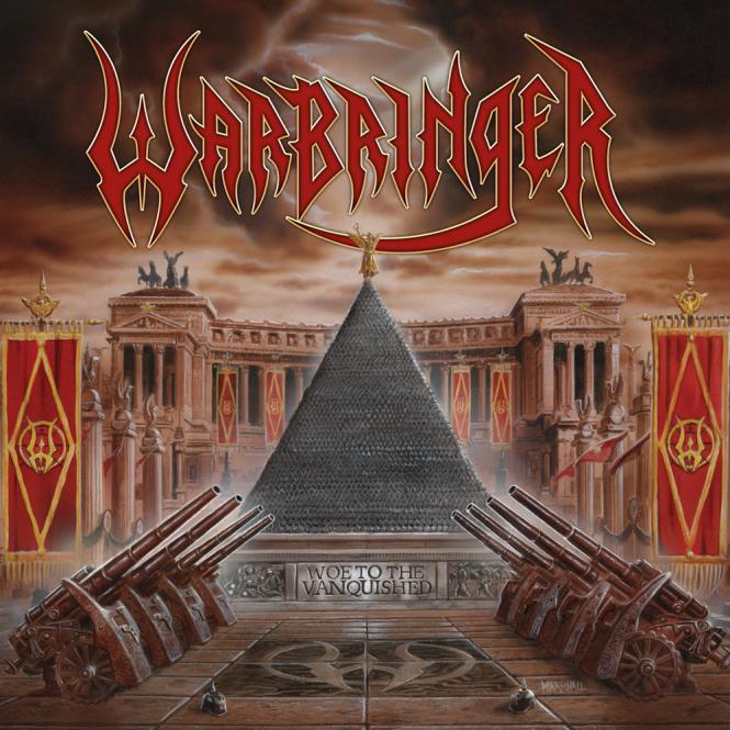 WARBRINGER - woe to the vanquished CD