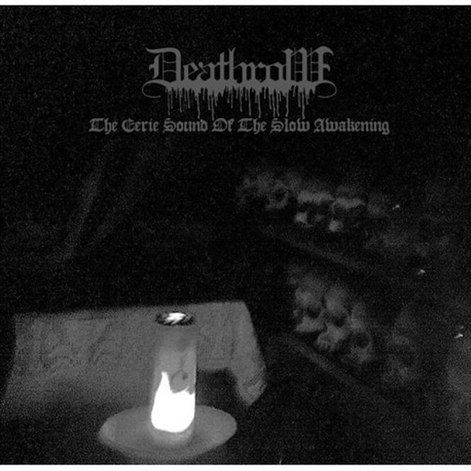 DEATHROW - the eerie sound of the slow awakening CD