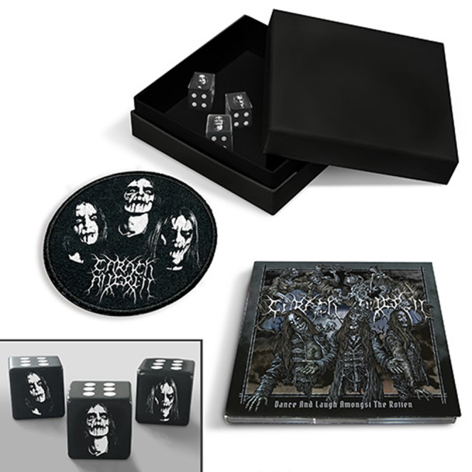 CARACH ANGREN - dance and laugh amongst the rotten BoxCD