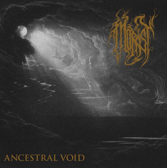 MORAST - ancestral void DigiCD