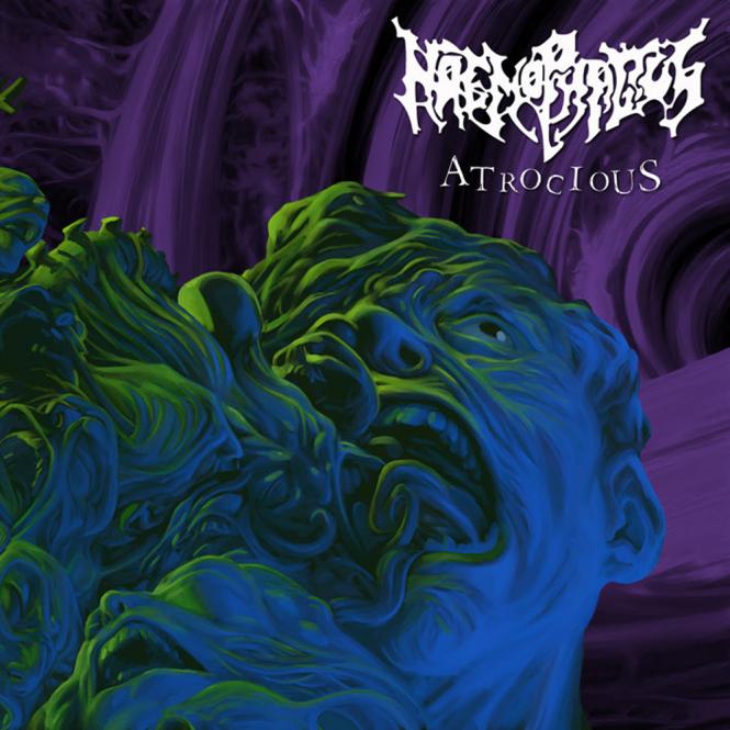 HAEMOPHAGUS - atrocious CD